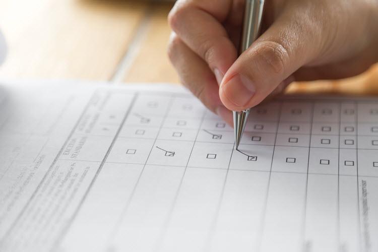 questionnaire pen